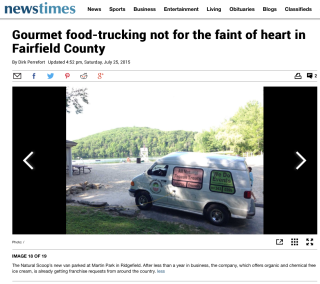 News-Times Food Truck Story
