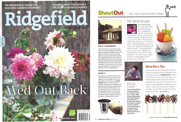 Ridgefield Magazine May-June 2016